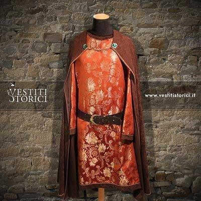 Vestiti medioevo uomo archivi pagina 4 di 4 vestiti storici - Alla tavola della principessa costanza 2017 ...