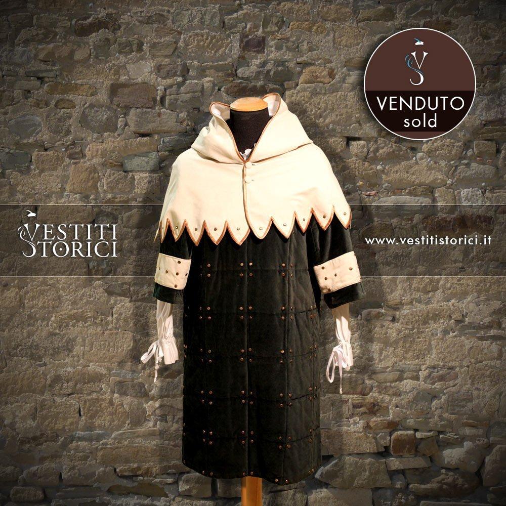 Vestito Medievale Signorotto
