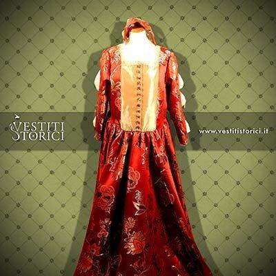 Vestito Rinascimentale Nobildonn