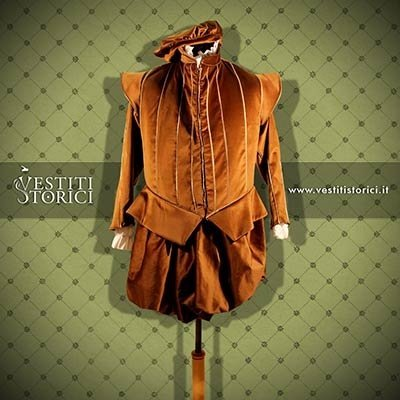 Vestito Rinascimentale Nobiluomo