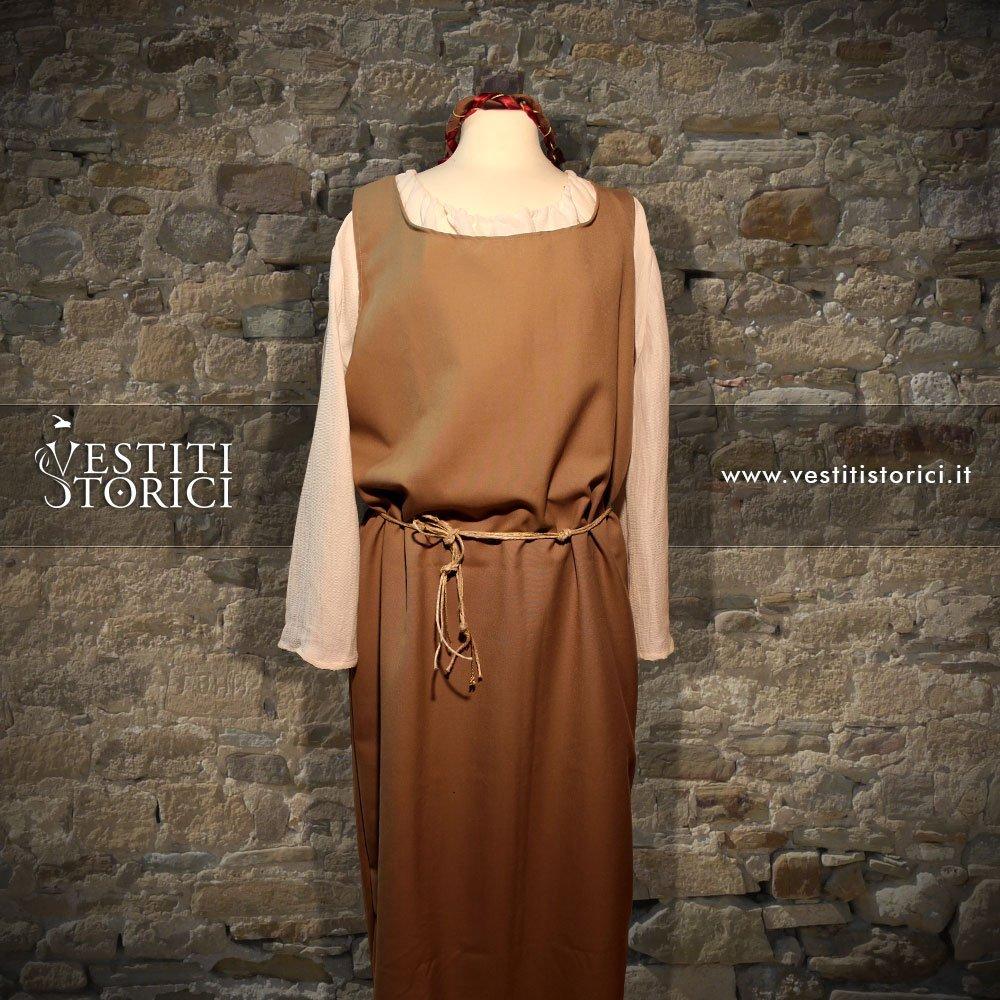 Vestito Medievale Popolana