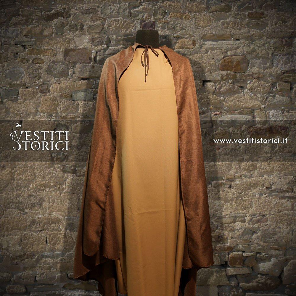 Vestito Medievale Popolano