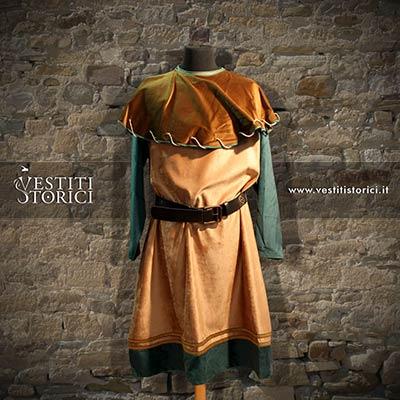 Vestito Medievale Arciere