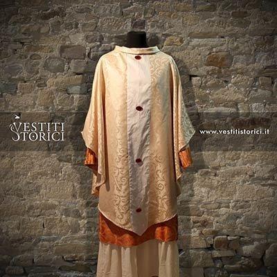 Vestito Medievale Prelato [M-M137]