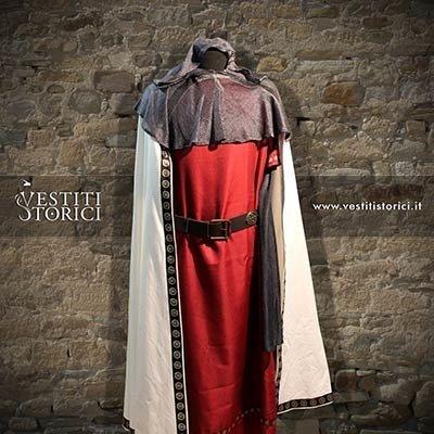 Vestito Medievale Prelato