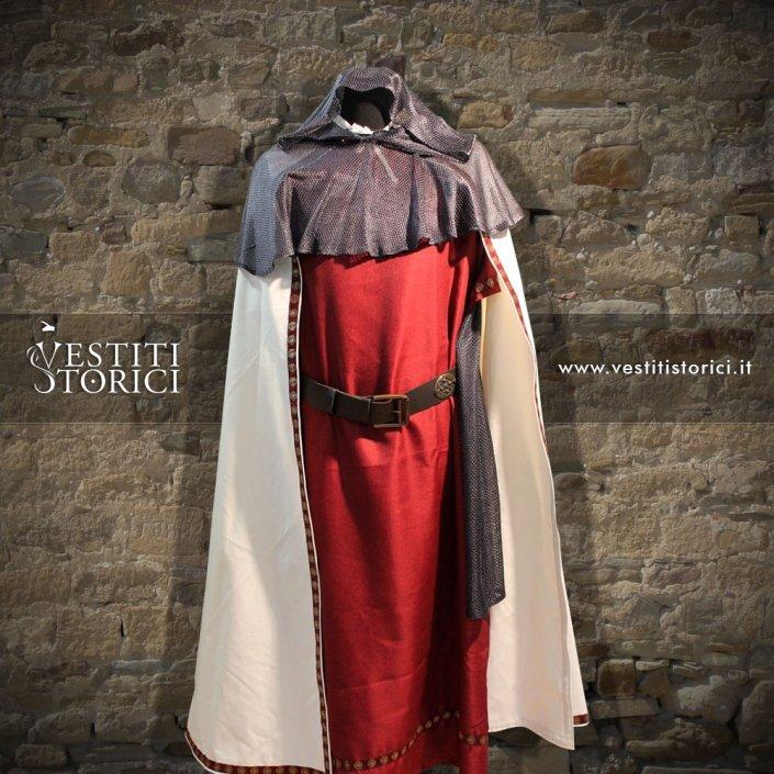 Vestito Medievale Soldato