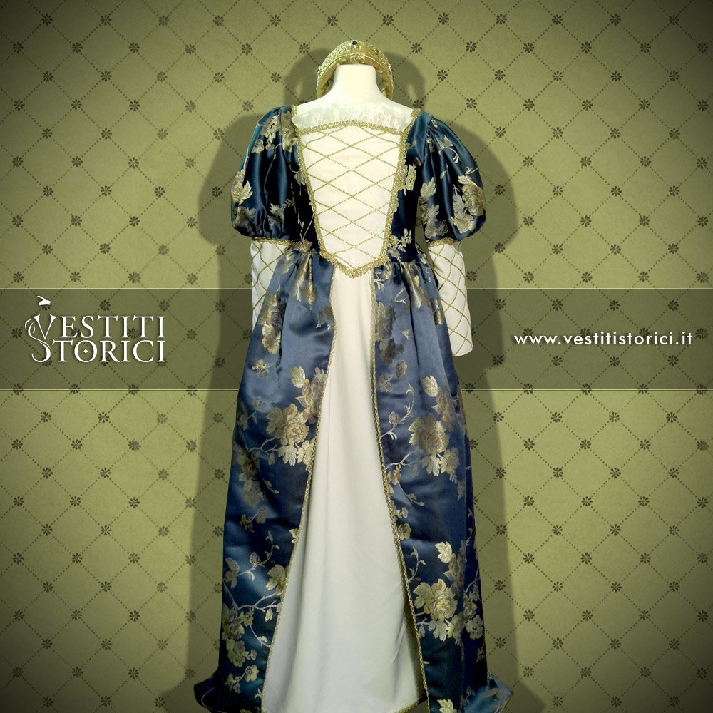 Vestito Rinascimentale Nobildonna