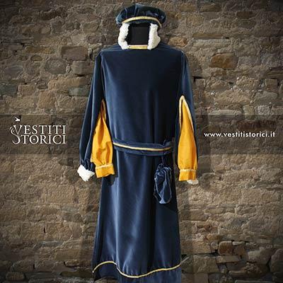 Vestito Medievale Nobiluomo