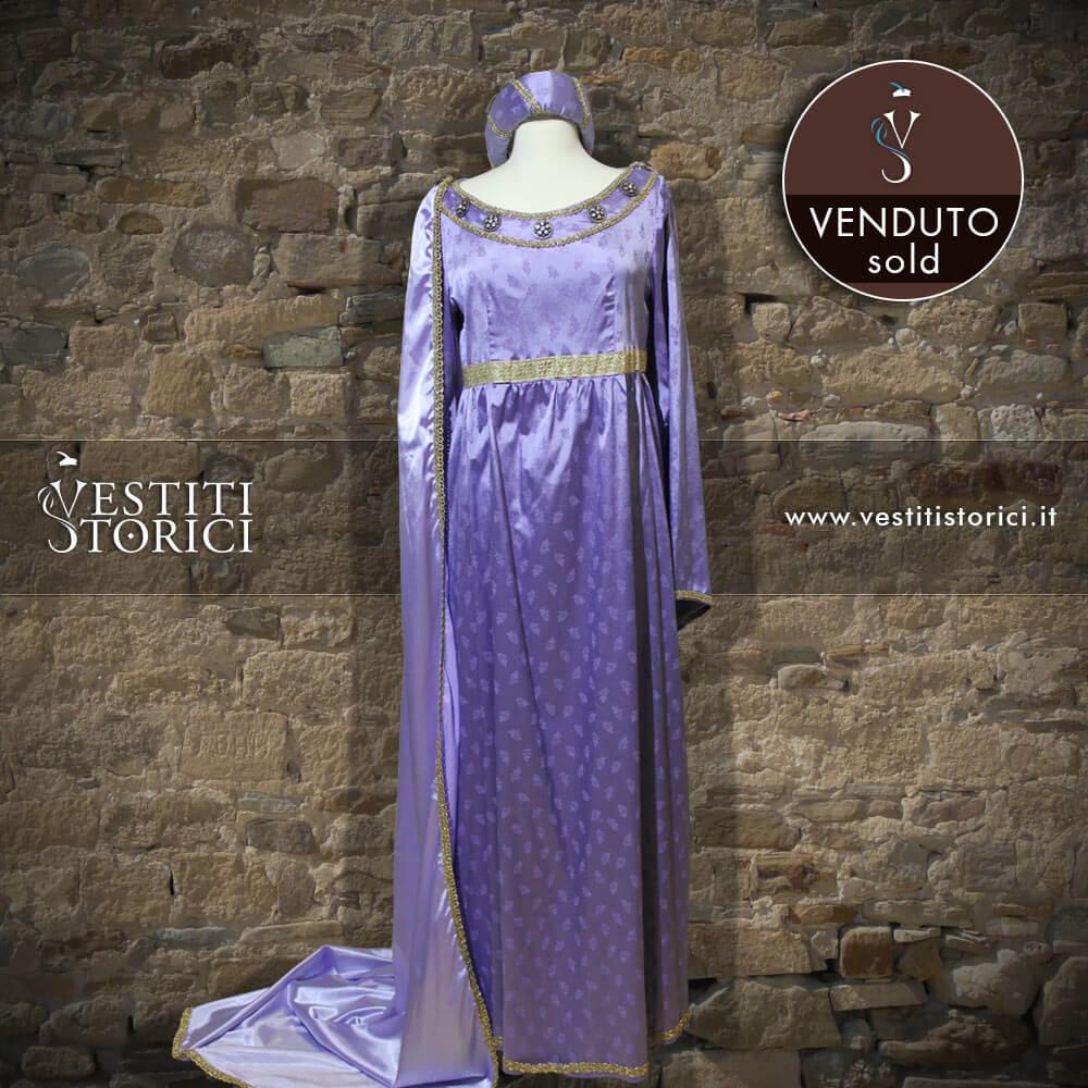 Vestito Medievale Nobildonna