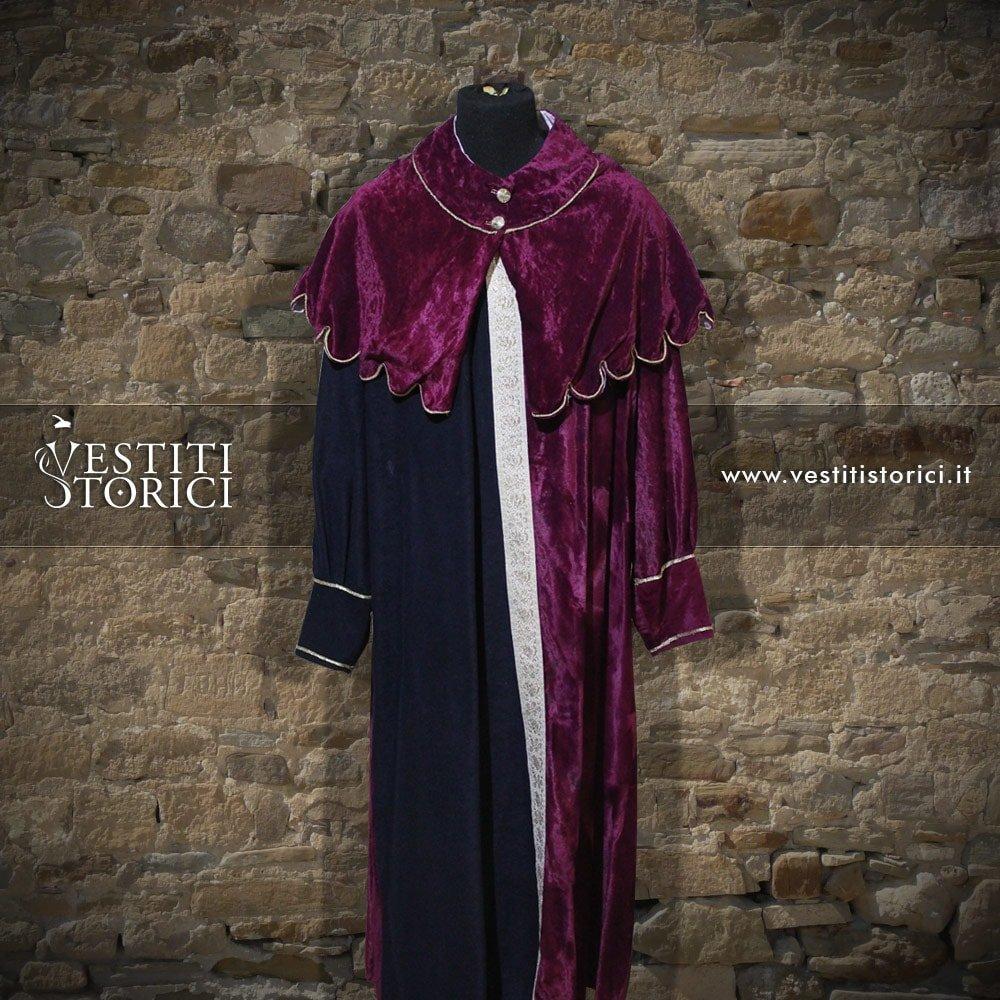 Vestiti storici vestito medievale nobiluomo m m160 - Alla tavola della principessa costanza 2017 ...