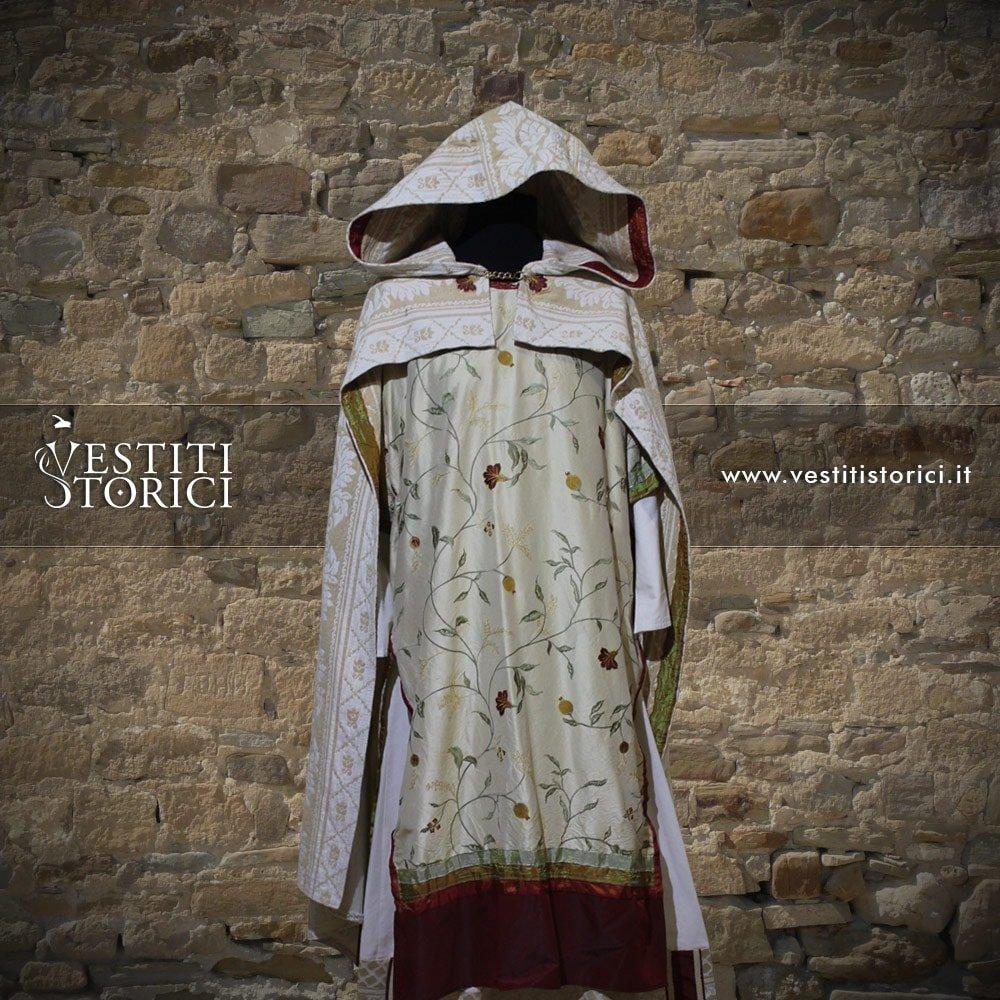 Vestito medievale nobiluomo m m166 vestiti storici - Alla tavola della principessa costanza 2017 ...