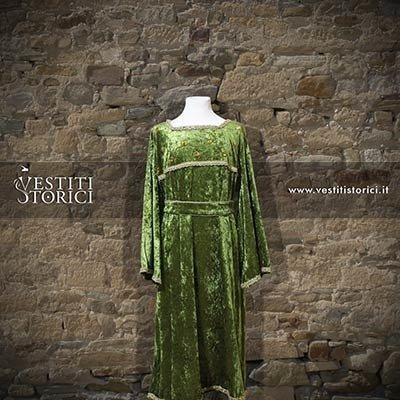 Vestito Medievale Bambina