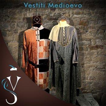 Vestiti Storici Medioevo